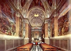 Paolina-Chapel