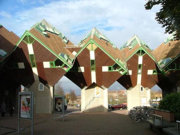 Cube House helmod netherlands