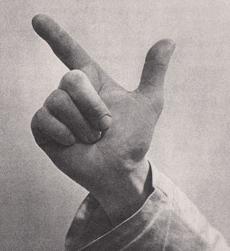 italian gesture language - L