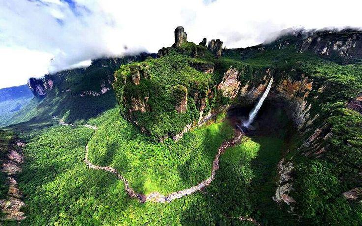 Visit Venezuela The angel falls