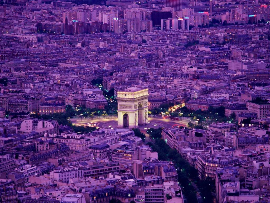 Visit Paris: Arc of triumph
