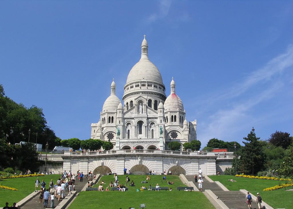 Visit paris the sacred heart basilica