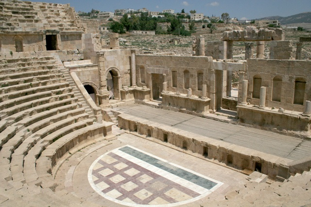 Jerash Theater