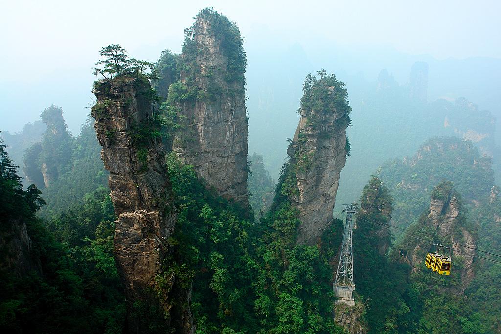 National Park of Zhangjiajie