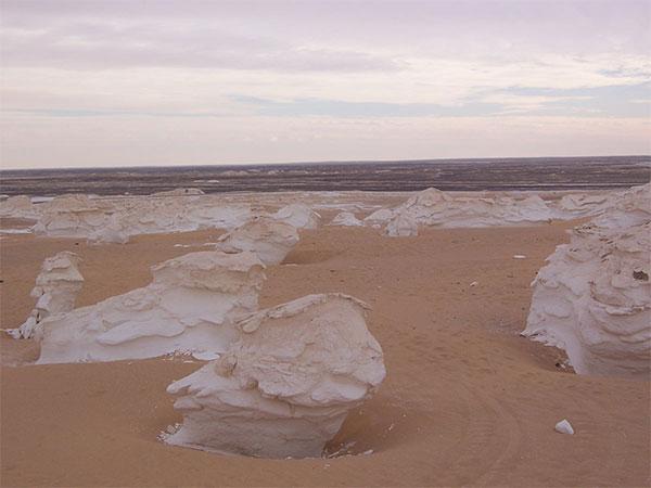 White Desert Farafra