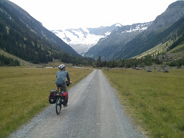 cycling alps
