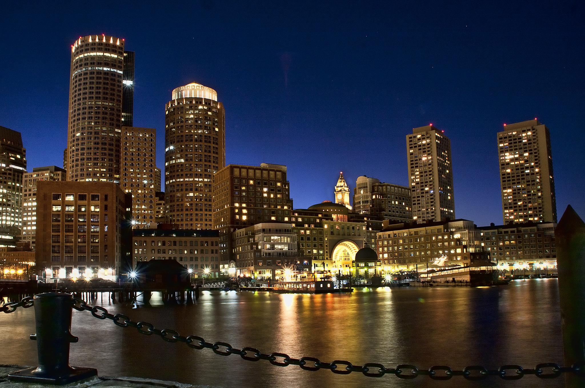 Valentine's in USA -Boston