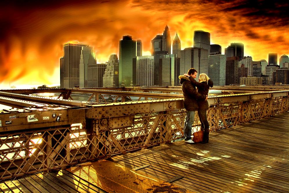 Valentine's in USA - New York