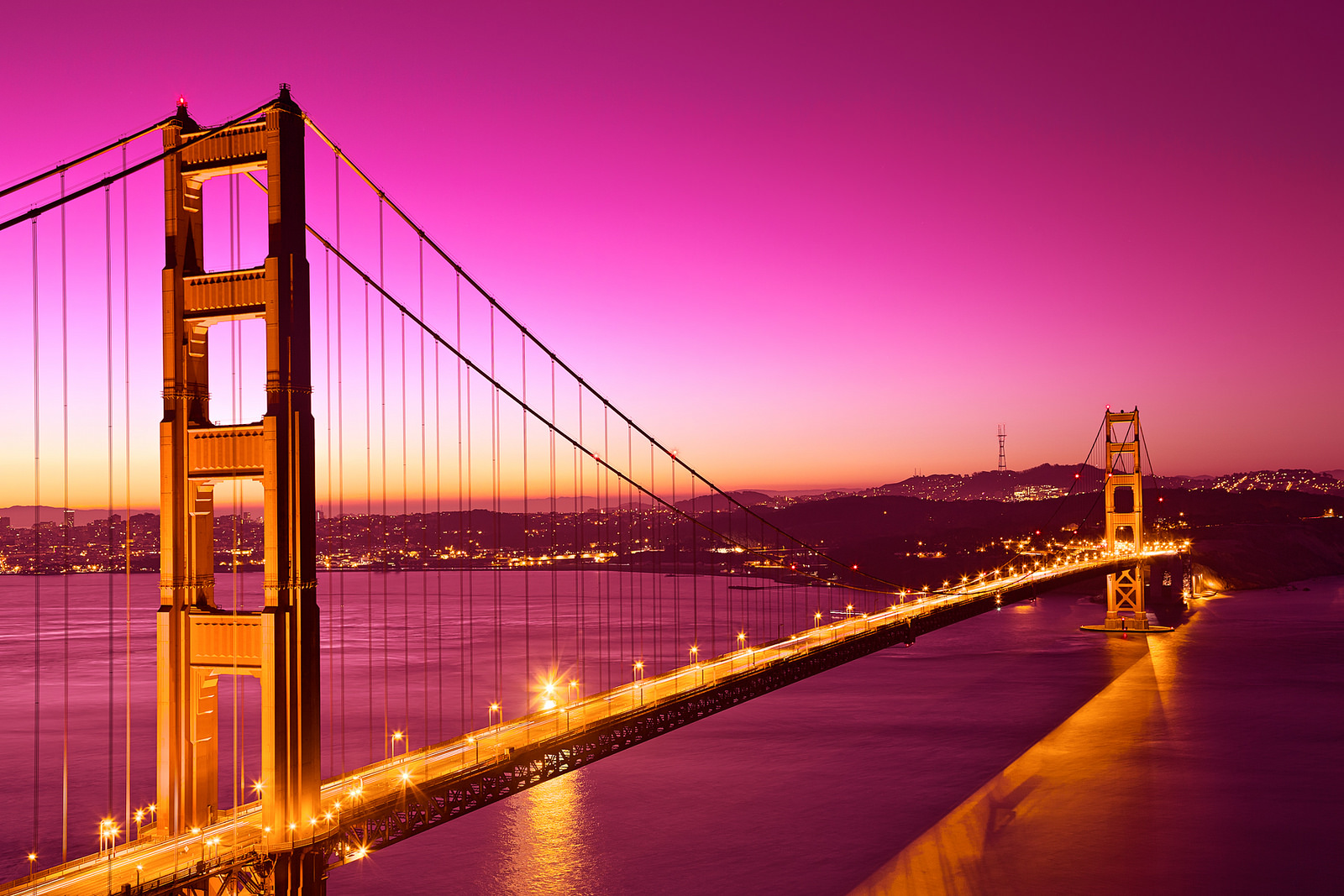 Valentine's in USA - San Francisco