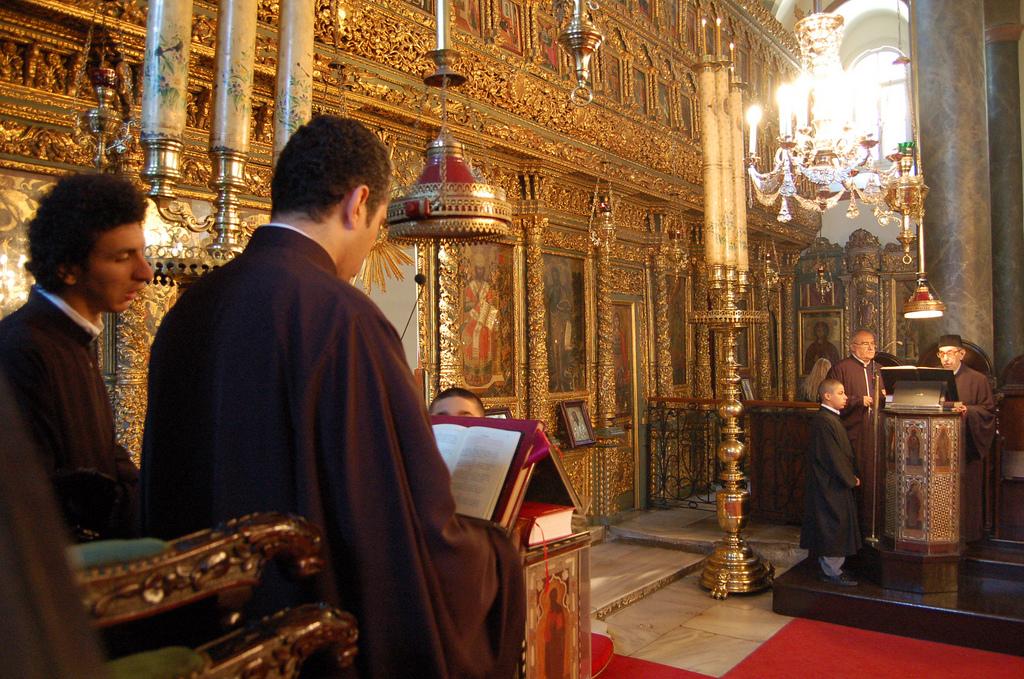 Saint George Istanbul