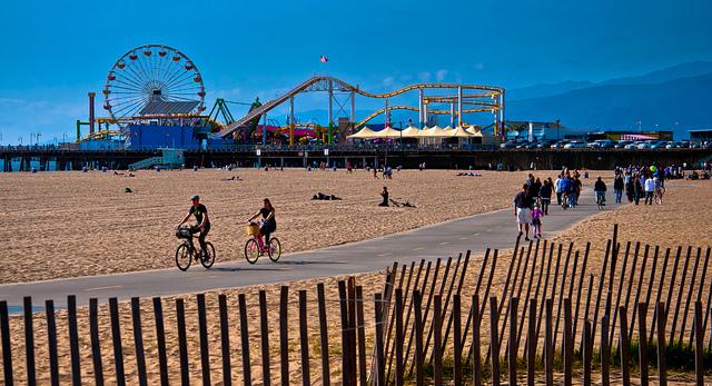 Holidays to United States of America Santa Monica