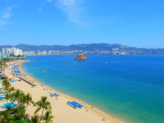 Top 5 honeymoon destinations Acapulco