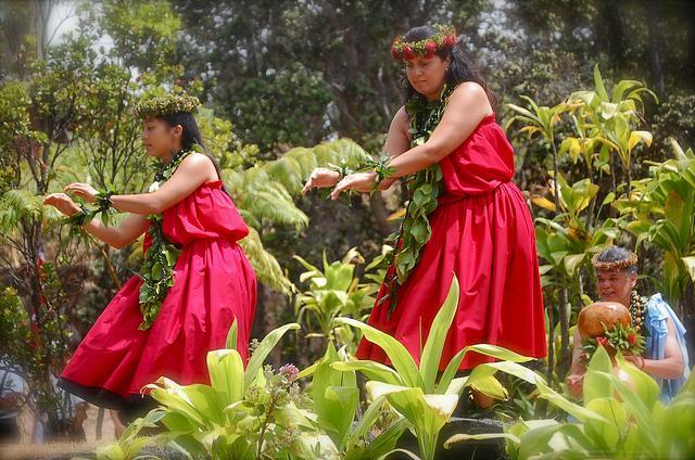 Holidays in Hawaii- Hula