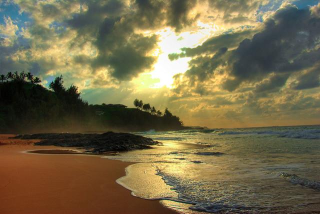 Holidays in Hawaii- strolls