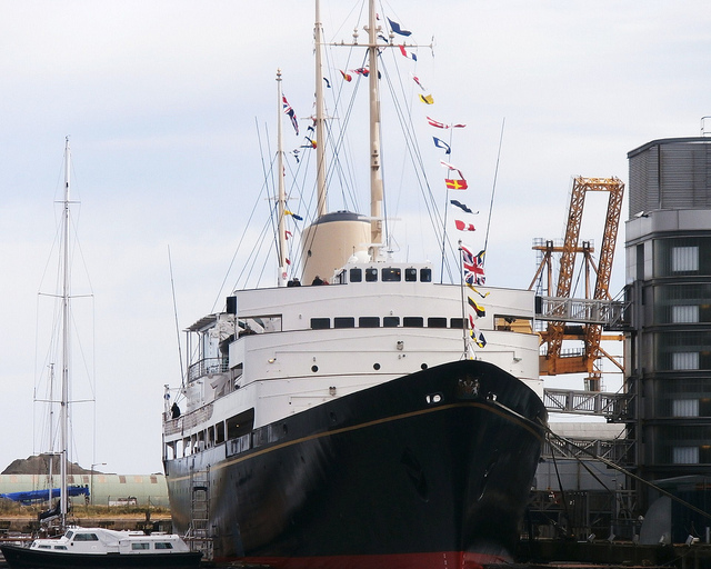 attractions-in-edinburgh-royal-yacht-britannia